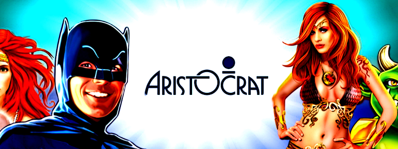 play slot machines created by Aristocrat